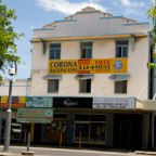 Staying at Corona Backpackers
